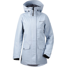 DIDRIKSONS Frida 4 Parka Dames, cloud blue